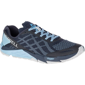Merrell Bare Access Flex E-Mesh Running Shoes Men blue